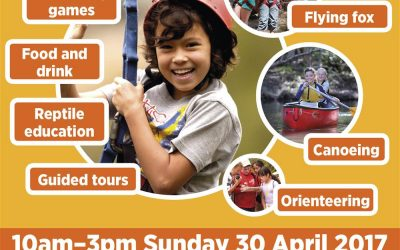FREE Open Day: Bickley Outdoor Recreation Camp