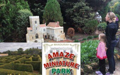 Mandurah Amaze Miniature Park