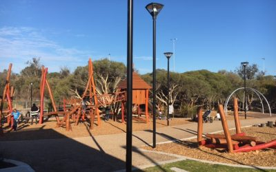 Mills Park Playground, Kenwick